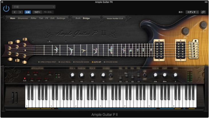 Ample Guitar P2